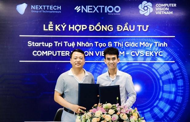 Startup tri tue nhan tao Viet duoc NextTech dau tu hon 11 ty dong hinh anh 1