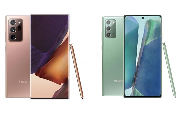 Samsung Galaxy Note20 ra mat, gia ban cao nhat 32,99 trieu dong hinh anh 3