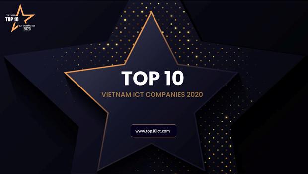 VINASA phat dong chuong trinh Top 10 doanh nghiep ICT Viet Nam hinh anh 1