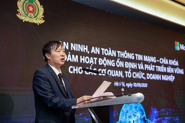 Viet Nam dang phai doi mat voi hiem hoa khon luong tu khong gian mang hinh anh 1