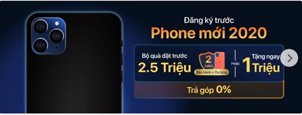 iPhone 12 chinh hang tai Viet Nam se co gia tu 21,99 trieu dong hinh anh 1
