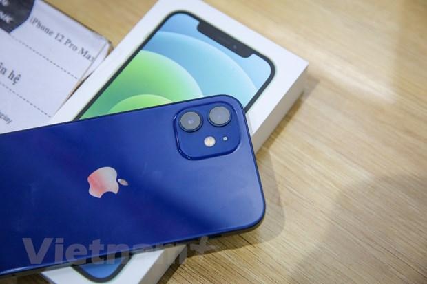 Thi truong iPhone 12 'xach tay' Viet Nam diu hiu, gia ban o muc cao hinh anh 1