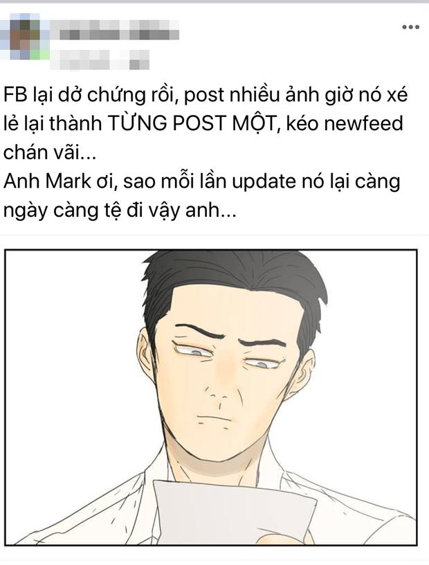 Facebook dang gap loi hien thi News Feed nghiem trong hinh anh 3