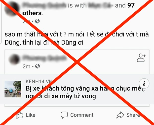 Ro hinh thuc lua dao chiem doat tai khoan Facebook dip cuoi nam hinh anh 1