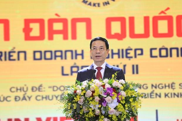 Ke cau chuyen Viet Nam bang san pham Make in Vietnam hinh anh 1