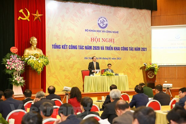 Khoa hoc cong nghe dong gop quan trong cho kinh te Viet Nam 2020 hinh anh 1