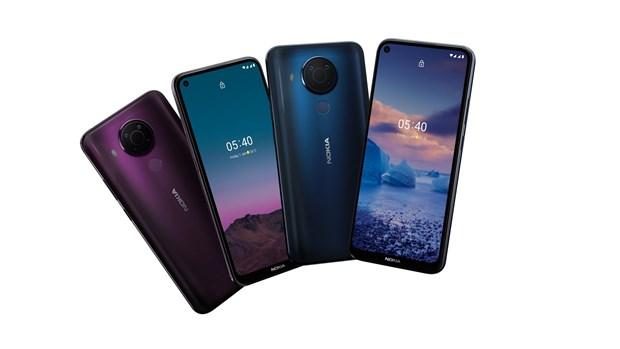 HMD Global trinh lang thi truong Viet Nokia 5.4 tam trung moi hinh anh 2