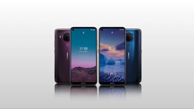 HMD Global trinh lang thi truong Viet Nokia 5.4 tam trung moi hinh anh 1