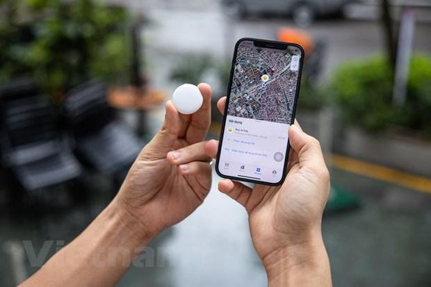 Tren tay AirTag: San pham re nhat nhung rat huu dung cua Apple hinh anh 10
