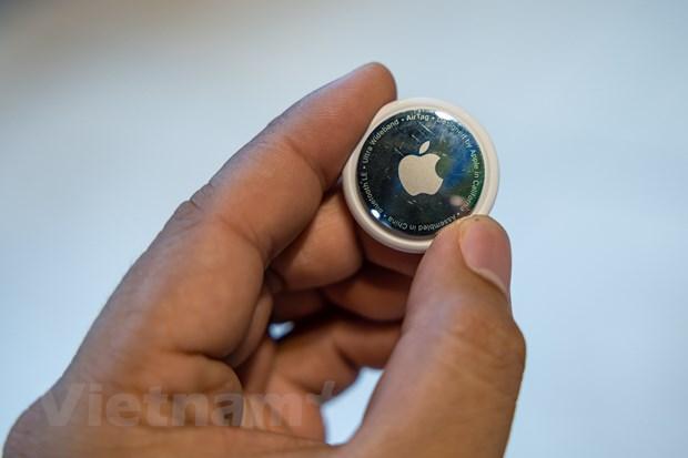 Tren tay AirTag: San pham re nhat nhung rat huu dung cua Apple hinh anh 6