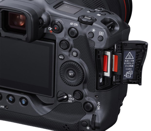 Canon ra mat EOS R3 - Buoc nhay vot cua the he may anh mirroless hinh anh 4