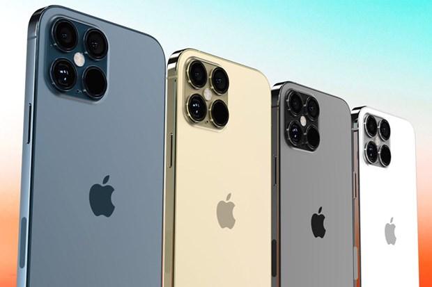 Apple chinh thuc gioi thieu 4 mau iPhone 13 moi voi gia tu 699 USD hinh anh 1