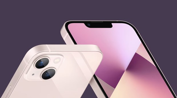 Apple chinh thuc gioi thieu 4 mau iPhone 13 moi voi gia tu 699 USD hinh anh 3