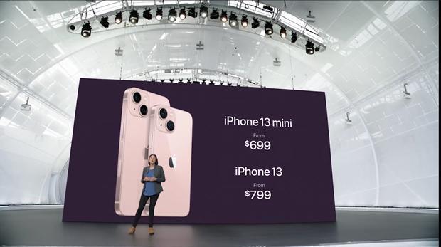 Apple chinh thuc gioi thieu 4 mau iPhone 13 moi voi gia tu 699 USD hinh anh 6