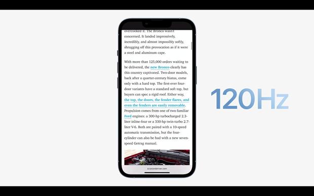 Apple chinh thuc gioi thieu 4 mau iPhone 13 moi voi gia tu 699 USD hinh anh 9