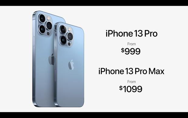 Apple chinh thuc gioi thieu 4 mau iPhone 13 moi voi gia tu 699 USD hinh anh 14