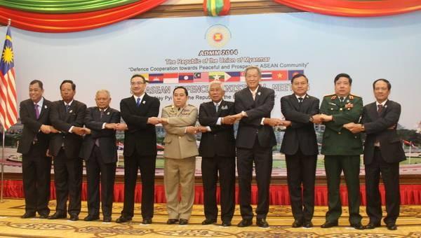 Hoi nghi Bo truong Quoc phong ASEAN ra Tuyen bo chung hinh anh 1