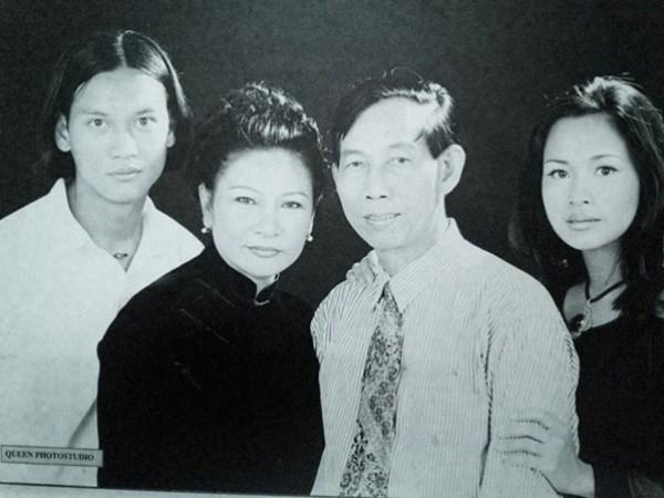 Nhac si Thuan Yen da ve voi anh