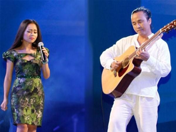Le Minh Son: Toi biet on Thanh Lam, Ngoc Khue, va tiec cho... Ha Linh hinh anh 4
