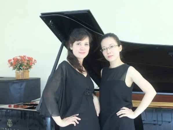 """Dac sac dem nhac song tau piano """"Duo May & nhung nguoi ban"""" hinh anh 1"""
