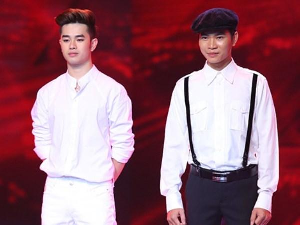Lo dien top 4 thi sinh tranh tai dem chung ket Nhan to bi an 2014 hinh anh 1