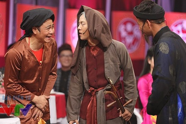 """12 con giap"" chao 2015: He lo nhung nhan vat khach moi dac biet hinh anh 2"