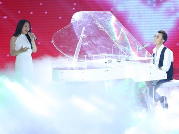 Chung ket The Remix: Noo Phuoc Thinh tien gan den ngoi vi quan quan hinh anh 3