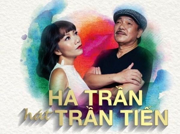 """Chuoi """"In the spotlight"""" tro lai voi dem """"Ha Tran hat Tran Tien"""