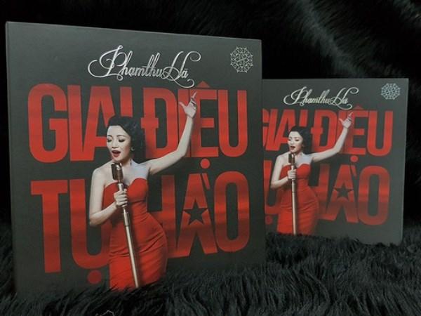 Pham Thu Ha ra mat 10 ca khuc 'Giai dieu tu hao' trong dip 30/4 hinh anh 1