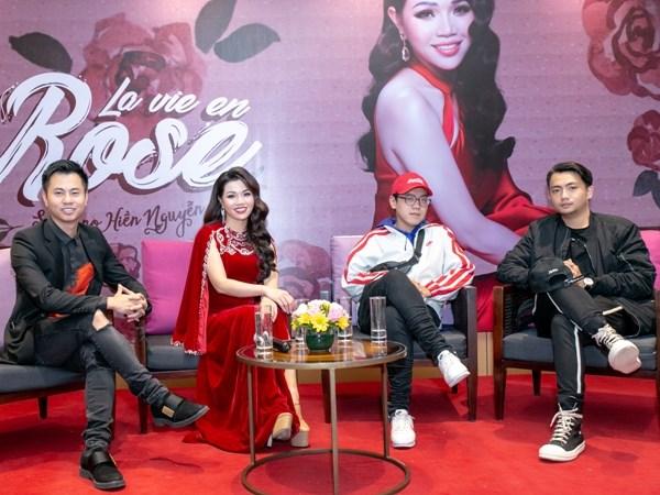 "Soprano Hien Nguyen pop hoa ""La Vie en Rose"" trong MV dau tay hinh anh 3"