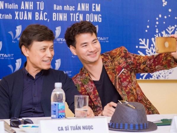 """Dem Viet Nam 7"": Ngoc Anh 3A ve nuoc ke ""Chuyen cua mua Dong"" hinh anh 5"