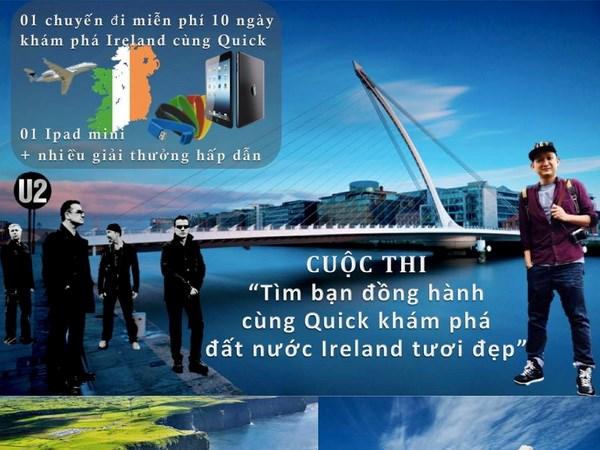 Du lich Ireland de kham pha dat nuoc va nen giao duc tien tien hinh anh 2