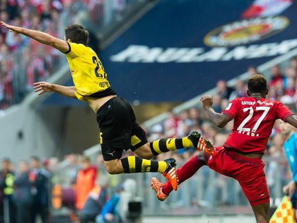 Bundesliga: Ban linh nha vo dich hay su troi day cua ke ngang duong? hinh anh 1