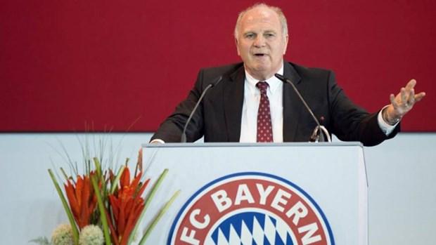 Lewandowski, Robben va Ribery tiep tuc gan bo voi Bayern hinh anh 3