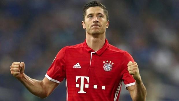 Lewandowski, Robben va Ribery tiep tuc gan bo voi Bayern hinh anh 1