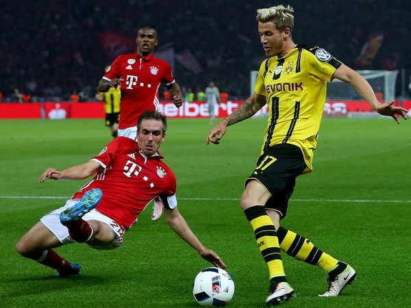 Philipp Lahm muon ket thuc su nghiep voi chiec cup DFB thu bay hinh anh 1