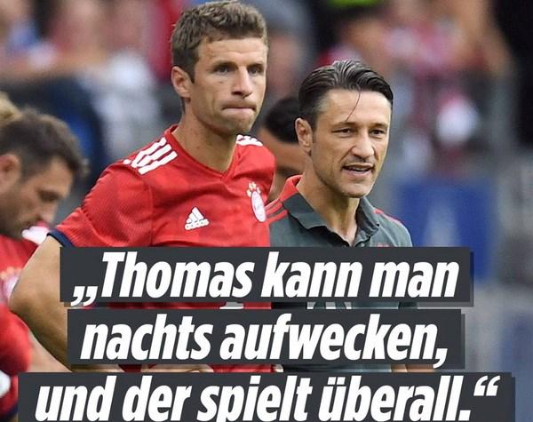 FC Bayern: Sandro Wagner sang Thien Tan, Kovak tin tuong o Muller hinh anh 3