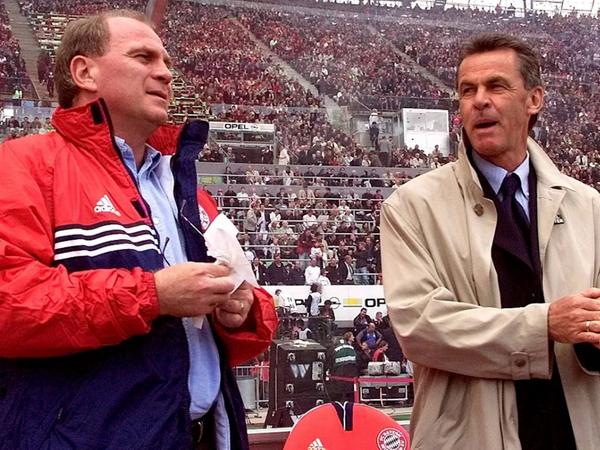 Uli Hoeness: Toi muon phuc vu Bayern cho den hoi tho cuoi cung hinh anh 3