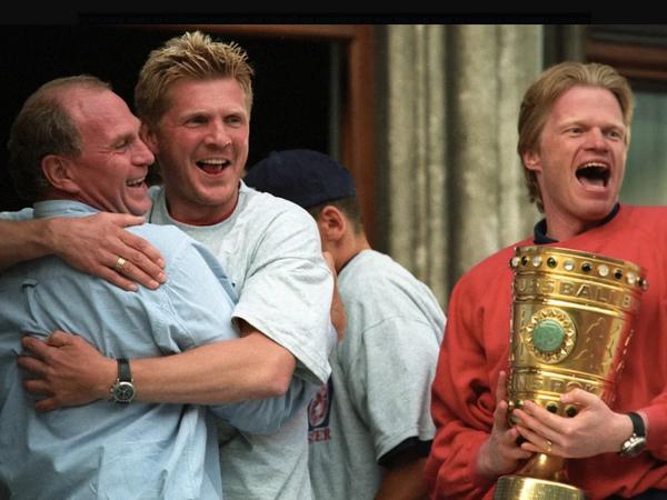 Uli Hoeness: Toi muon phuc vu Bayern cho den hoi tho cuoi cung hinh anh 4