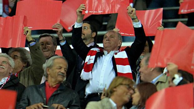 Uli Hoeness: Toi muon phuc vu Bayern cho den hoi tho cuoi cung hinh anh 1