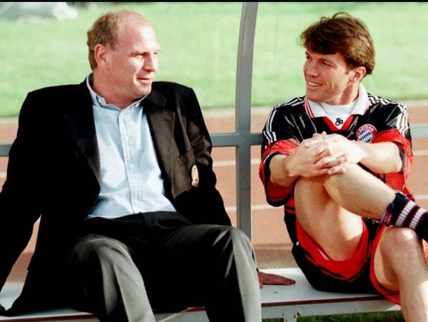 Uli Hoeness: Toi muon phuc vu Bayern cho den hoi tho cuoi cung hinh anh 2