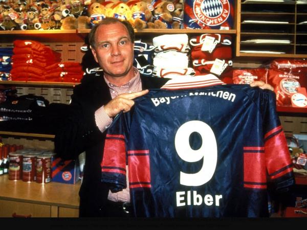 Uli Hoeness: Toi muon phuc vu Bayern cho den hoi tho cuoi cung hinh anh 5