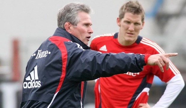 Thu Schweinsteiger gui HLV Jupp Heynckes nhan sinh nhat 75 tuoi hinh anh 2