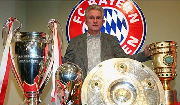 Chiec 'ghe nong' o Bayern Munich: Su tuong dong giua Hansi va Jupp hinh anh 2