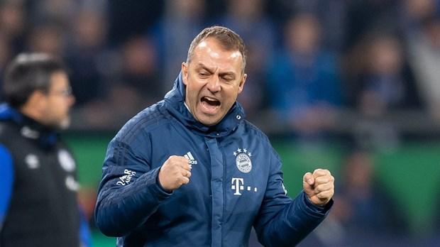 Chiec 'ghe nong' o Bayern Munich: Su tuong dong giua Hansi va Jupp hinh anh 3