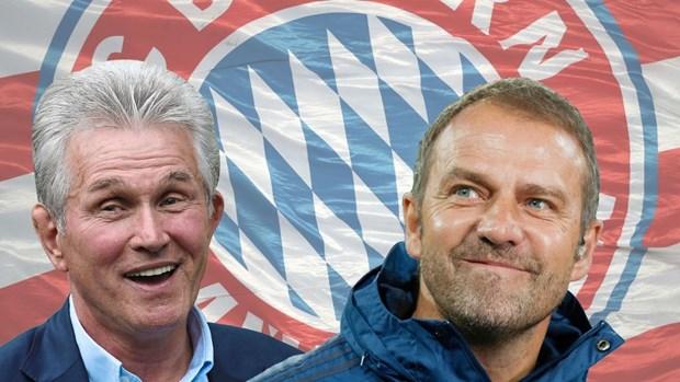 Chiec 'ghe nong' o Bayern Munich: Su tuong dong giua Hansi va Jupp hinh anh 1