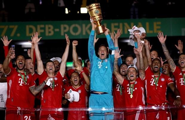 10 cot moc dang nho cua FC Bayern Munich tai chien thang DFB Cup hinh anh 2