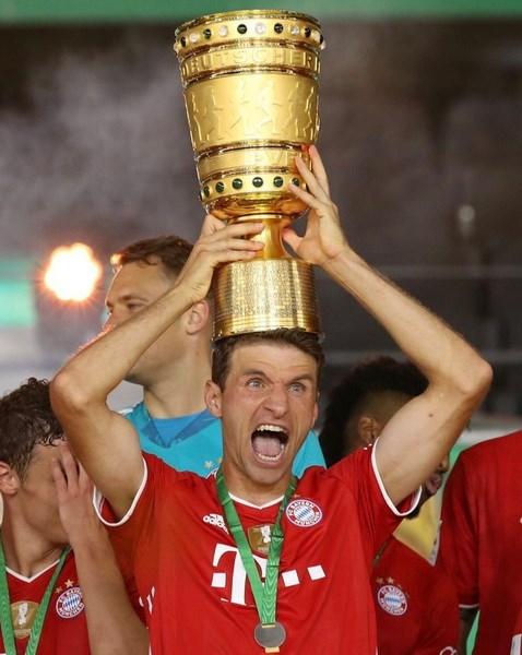 10 cot moc dang nho cua FC Bayern Munich tai chien thang DFB Cup hinh anh 3