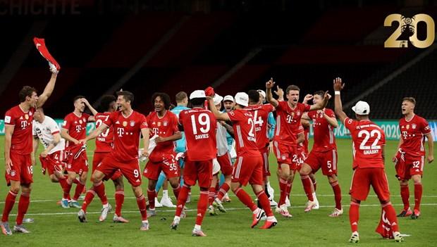 10 cot moc dang nho cua FC Bayern Munich tai chien thang DFB Cup hinh anh 6