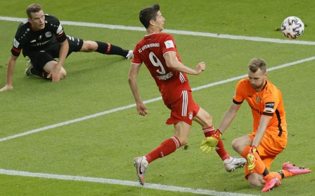 10 cot moc dang nho cua FC Bayern Munich tai chien thang DFB Cup hinh anh 5